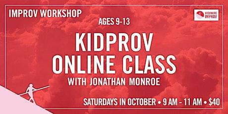 KidProv! with Jonathan Monroe tickets