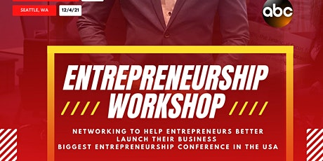 Entrepreneurship Workshop- SEATTLE tickets