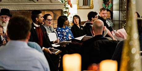 Reading of Charles Dickens A Christmas Carol at the Historical Marygrove tickets