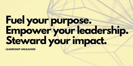 Leadership Unleashed 2021 tickets