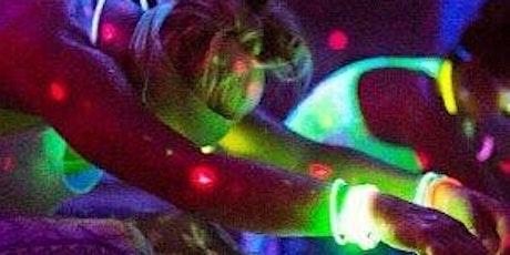 Glowga (glow in the dark yoga!) w/SYDNEY DUARTE & MELISSA RICHARDS tickets