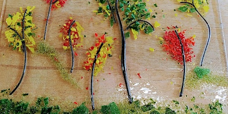 Paint With Glass: Fall Trees tickets