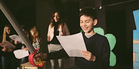 Toneelspelen voor Kids - 10+ tickets