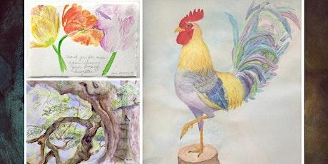 Watercolor Weekdays tickets
