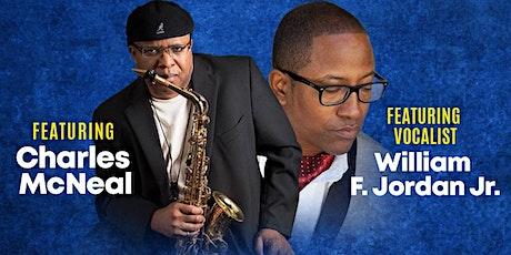 KUNV 91.5 Presents Soul of Jazz f/ Charles McNeal & William F. Jordan Jr. tickets