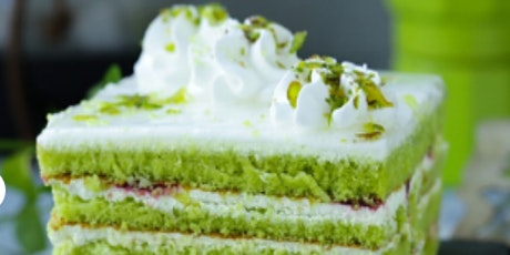 Online Class: Japanese Desserts: Mochi Ice Cream and Matcha Slice tickets