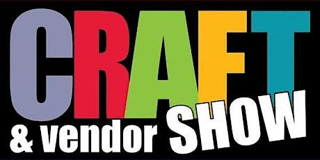 Fall Craft Show tickets