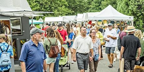 The Cheesman Park Art Fest - 8th Annual tickets