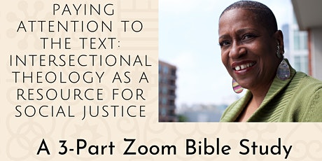 Intersectional Theology as a Resource for Social Justice tickets