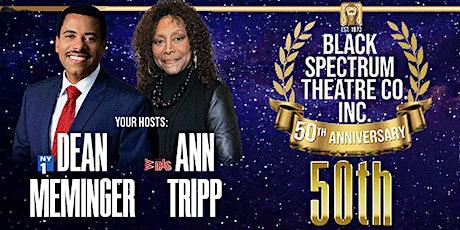 Black Spectrum Theatre's 50th Anniversary tickets