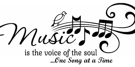 Soul Vision Chorus - Second Concert/Rehearsal on Zoom tickets