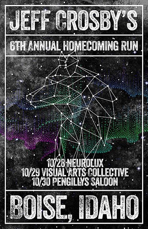 Jeff Crosby's 6th Annual Homecoming Run image