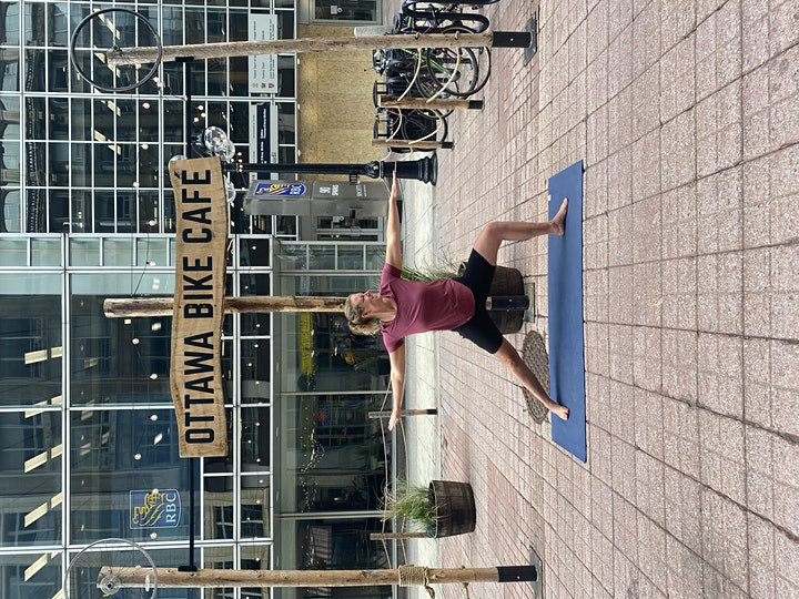 Yoga Night @OttawaBikeCafe image