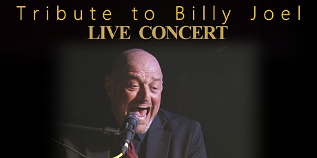 HOLLYWOOD DINNER CONCERTS RGV LIVE THE MUSIC OF BILLY JOEL- SHADES OF BILLY tickets