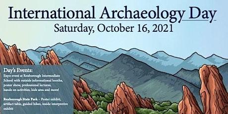 International Archaeology Day-Site Visit:Roxborough Archaeology Walk & Talk tickets