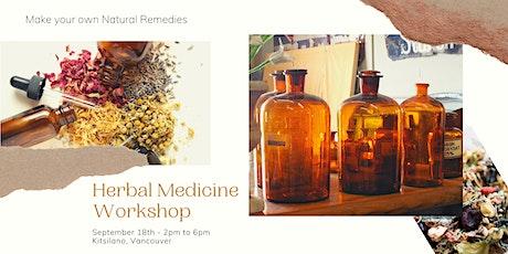 Herbal Medicine Workshop tickets