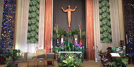 St. Anthony Church - Maui  MASS TICKETS -  Weekend of SEPTEMBER 25-26 tickets