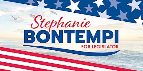 Stephanie Bontempi for Suffolk County Legislator tickets