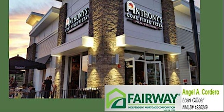 Team Cordero's Summer Networking Series at Anthony's Coal Fired Pizza tickets