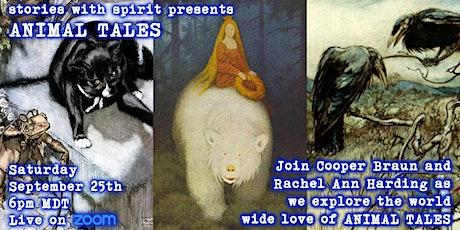 Animal Tales billets