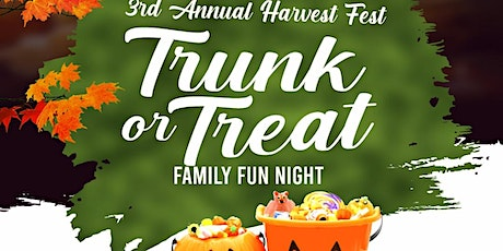 3rd Annual Harvest Fest Family Fun Night tickets