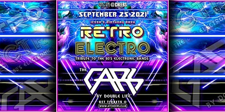 The Cars by Double Life and Retro Electro 80s Dance Band tickets