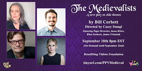 Play-PerView: The Medievalists (Live-Reading) tickets