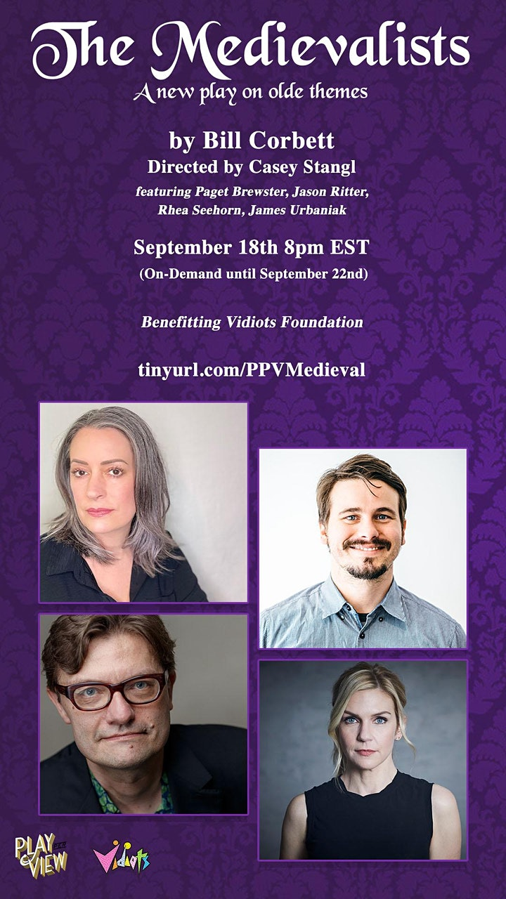 Play-PerView: The Medievalists (Live-Reading) image