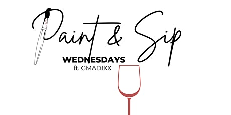 Paint & Sip Wednesdays tickets