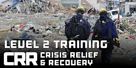Crisis Relief and Recovery Level 2 Dec 2021 Training and Selection Weekend tickets