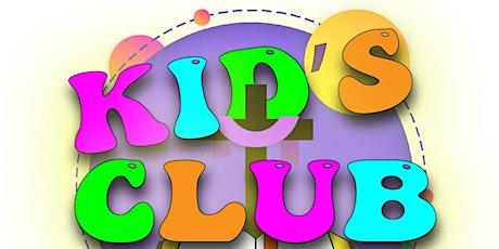 Kid's Club tickets