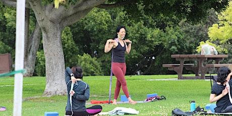 Outdoor Yoga in Monterey Park tickets