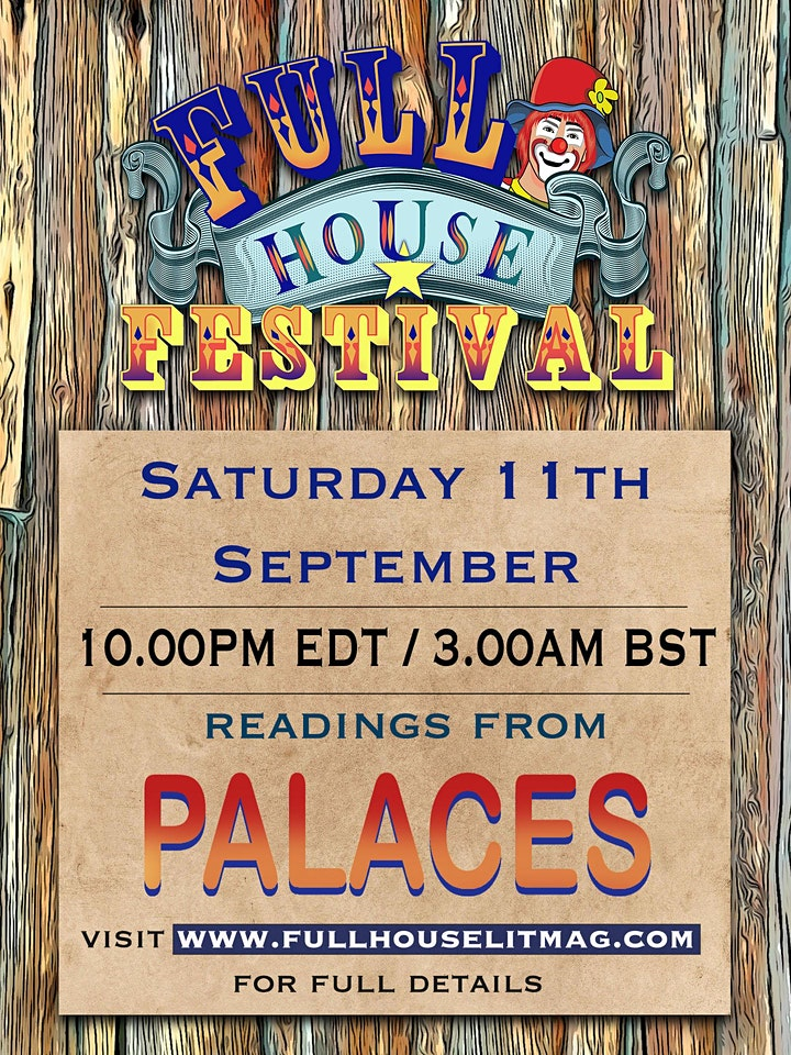 Palaces : Reading from Erotecay & Folktales image
