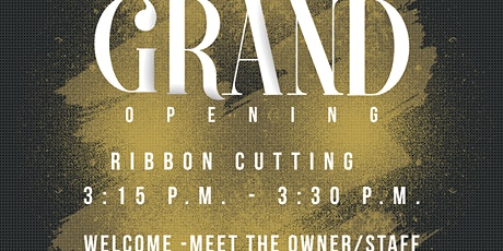 Grand Opening for Amora Luxe Hair Restoration tickets
