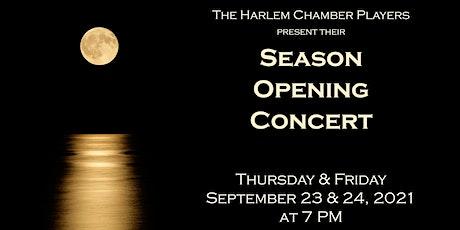 Season Opening Concert (Second Night) tickets