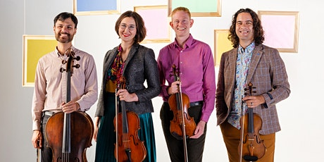 Friction Quartet: classical strings IN PERSON OR LIVE-STREAMED tickets