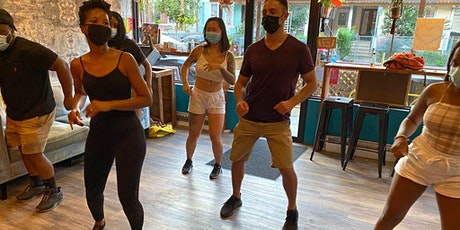 Online Salsa Dance Bootcamp classes for Advanced beginners tickets