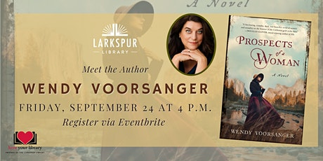 Meet the Author: Wendy Voorsanger tickets