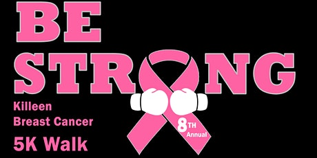 Killeen Breast Cancer 5K tickets