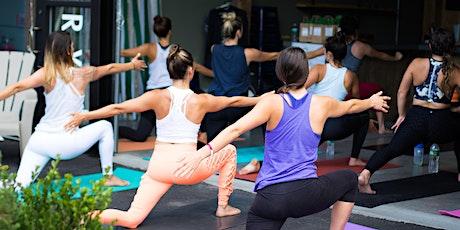 Donation Based Yoga Class tickets