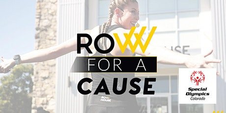 Row for a Cause - Special Olympics of Colorado tickets