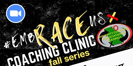 embRACEus Coaching Clinic: Fall Series tickets