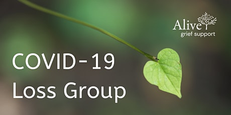 COVID-19 Grief Support Group tickets