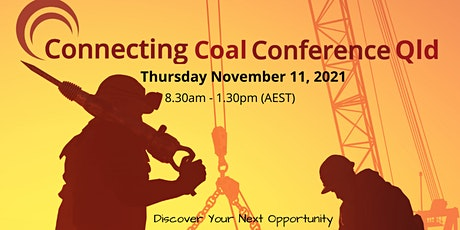 Connecting Coal Conference Queensland tickets
