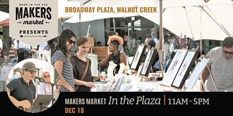 Makers Market In the Plaza tickets
