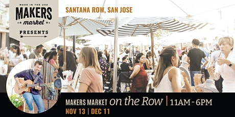 Makers Market on the Row tickets