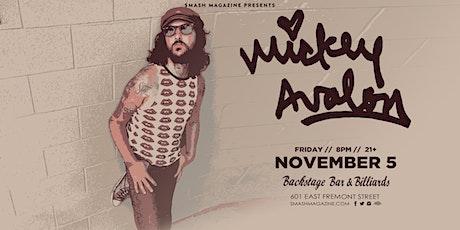 Mickey Avalon tickets