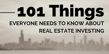 How to Be Successful Investing in Real Estate tickets