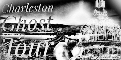 Downtown Charleston Ghost Walk tickets