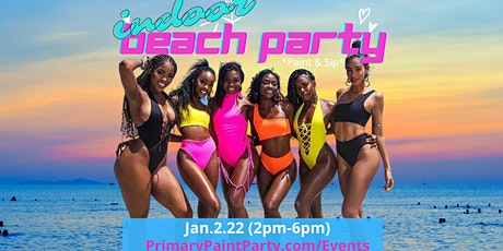 Indoor Beach Party tickets